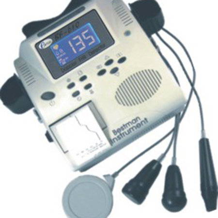 Фетальный монитор (детектор доплеровский) BF-610