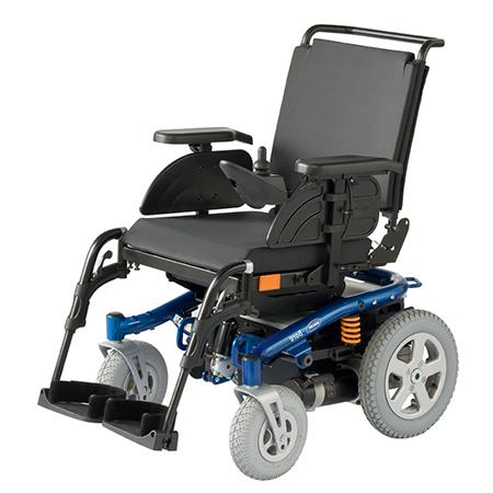 Инвалидное кресло-коляска с электроприводом Invacare Bora