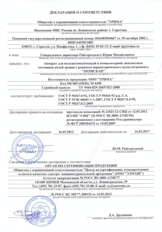 Аппарат ПЕРИСКАН