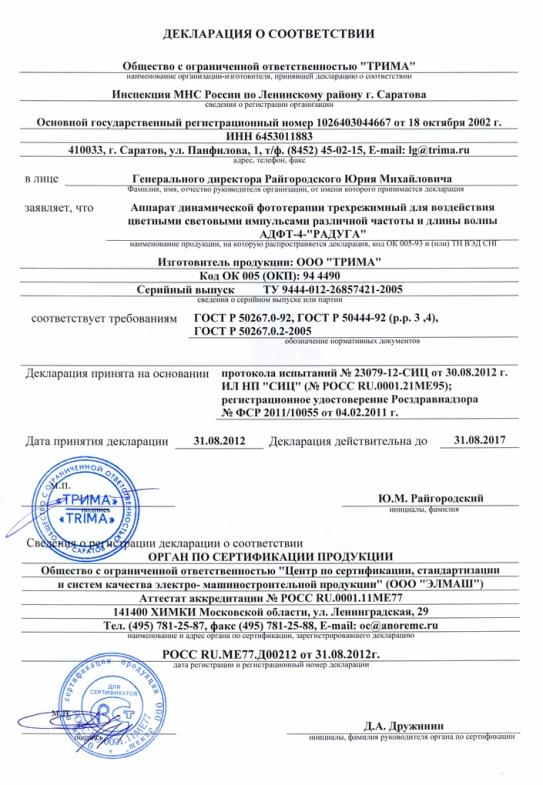 АДФТ-4-«РАДУГА»