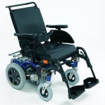 Кресло Invacare Dragon с электродвигателем фото