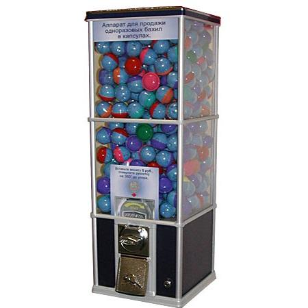Автомат для продажи бахил NB-30