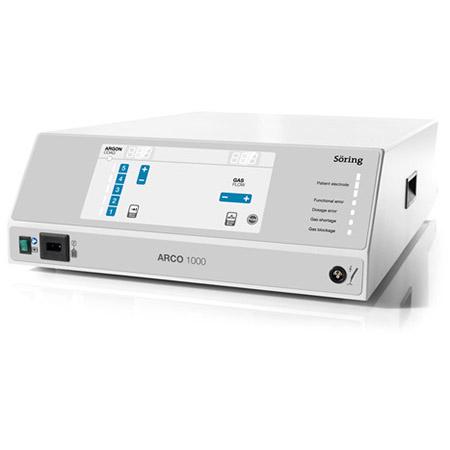 ВЧ-аппараты с функцией аргоно-плазменной коагуляции  Söring