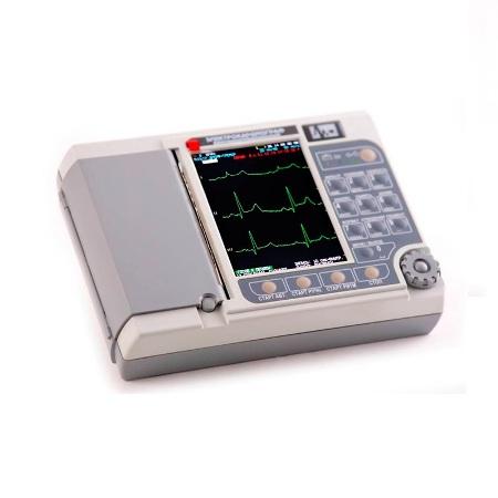 Электрокардиограф ЭК12Т -01-«Р-Д» с цветным экраном 141 мм