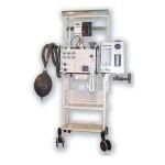 Аппарат искусственной вентиляции легких (ИВЛ) ФАЗА-5НР с наркозной приставкой фото