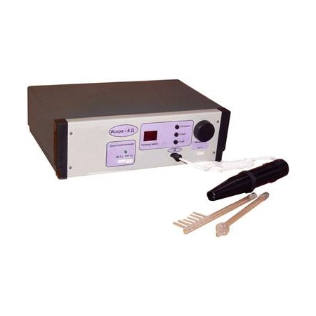 Аппарат АМДГ Искра-4 (дарсонвализация и гальванизация)