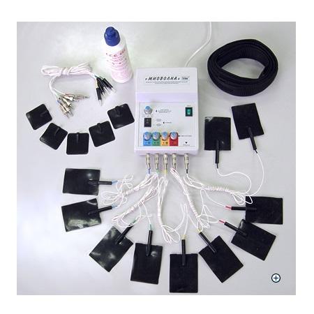 Аппарат для многоканальной динамической электростимуляции мышц МИОВОЛНА