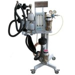 Аппарат ингаляционного наркоза Полинаркон-12 фото