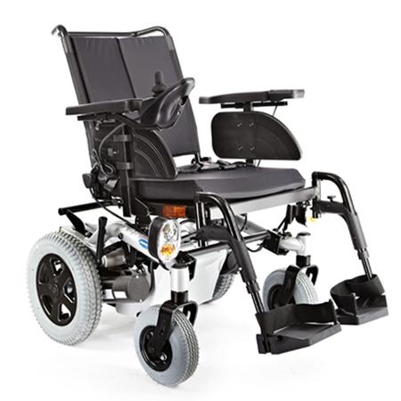 Инвалидная кресло-коляска электрическая Invacare Stream