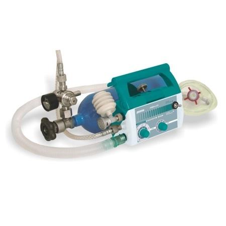 Пневматический аппарат ИВЛ и оксигенотерапии портативный АИВЛп-2/20-«ТМТ»