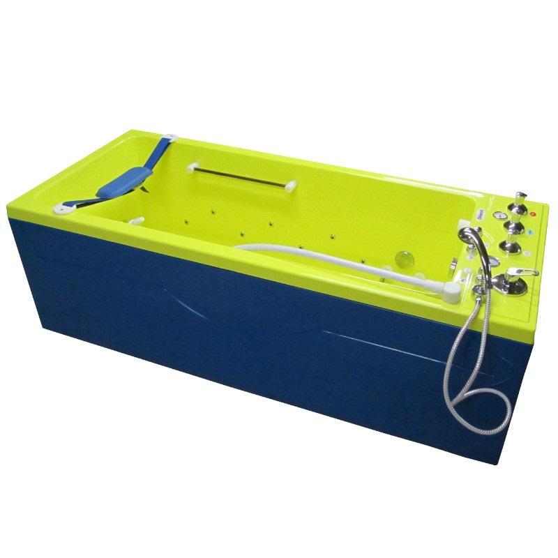 Ванна «Okkervil», комплектация «Комби» для подводного душ-массажа